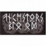 Ancestors Blood - Logo Patch