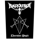Arckanum - Thursian Magic - Back Patch